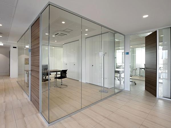 Arredamento Ufficio Biella : Linea ufficio mobili cau