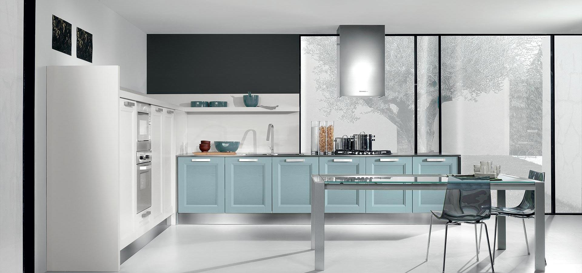 Cucine mobili cau for Mobili cucine professionali